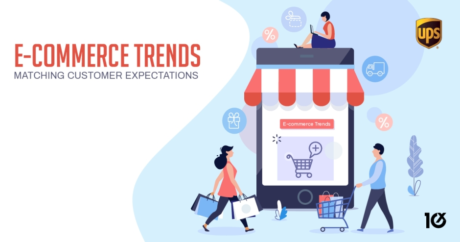 E-commerce trends – matching customer expectations