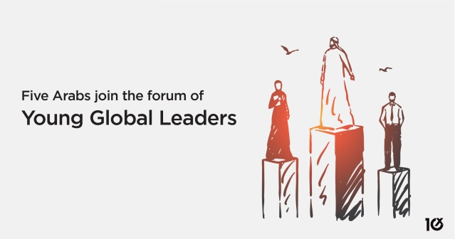 Five Arabs join the forum of Young Global Leaders