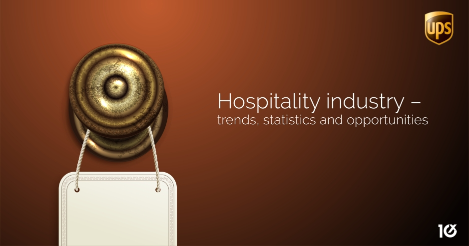 Hospitality industry – trends, statistics and opportunities