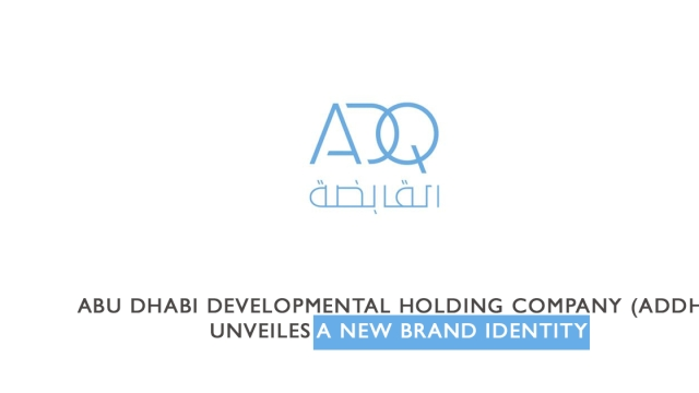 Abu Dhabi Developmental Holding Company becomes ADQ and expands portfolio