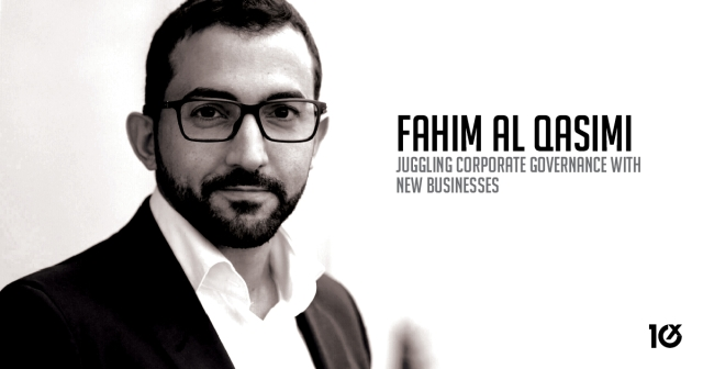 Fahim Al Qasimi - Juggling corporate governance with new businesses
