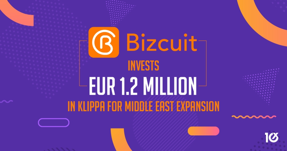 Bizcuit Group invests EUR 1.2 million in Klippa for Middle East expansion