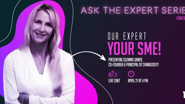 Ask the Expert: Suzanne Gandy talking change strategy