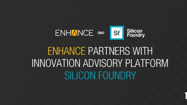 Startup studio Enhance partners with innovation advisory platform Silicon Foundry