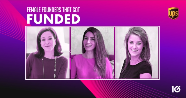 Female founders that got funded