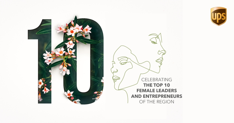 Celebrating the top 10 female leaders and entrepreneurs of the region