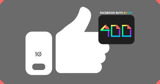 Facebook adds GIPHY to Instagram team