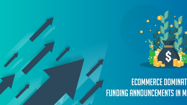 Ecommerce dominates funding announcements in May