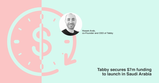 Tabby secures $7m funding to launch in Saudi Arabia