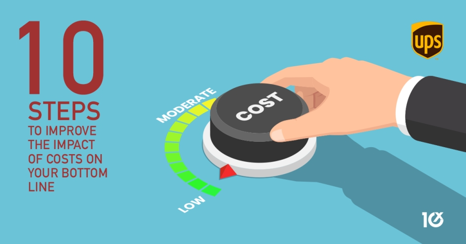 Ten steps to improve the impact of costs on your bottom line