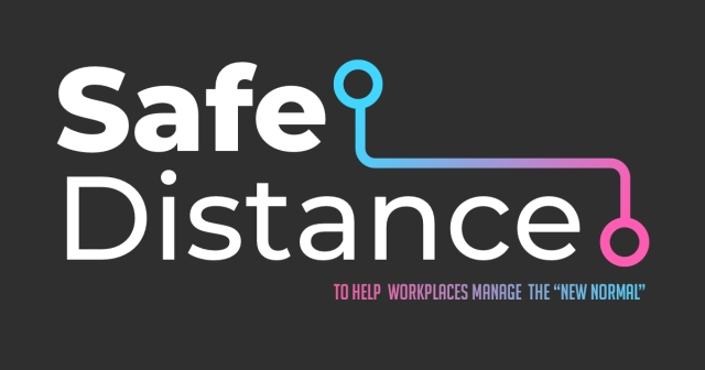 WRLD3D and SMARTCITTI launch social distancing app 'SafeDistance' to help workplaces manage the 'new normal'