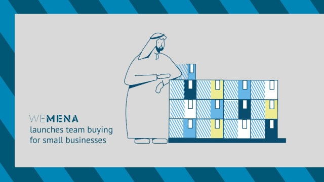 WeMENA launches team buying for small businesses