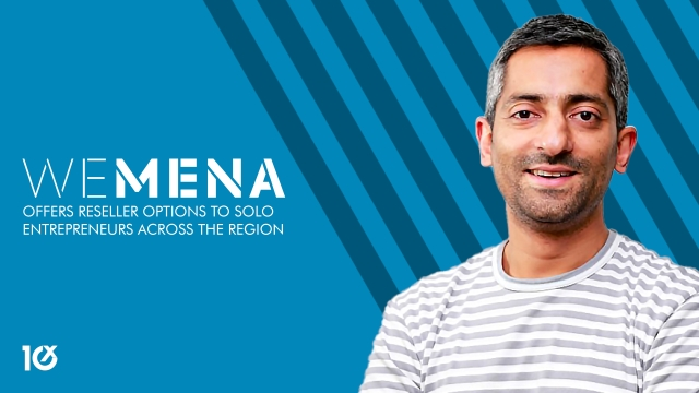 WeMENA offers reseller options to solo entrepreneurs across the region