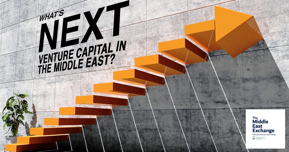 What's next for venture capital in the Middle East?