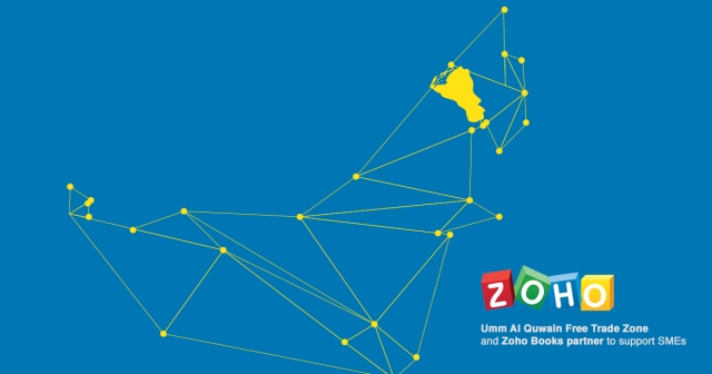Umm Al Quwain Free Trade Zone and Zoho Books partner to support SMEs