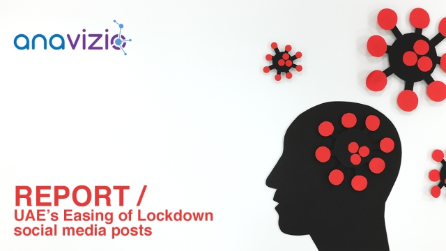 Anavizio releases report on UAE's Easing of Lockdown social media posts