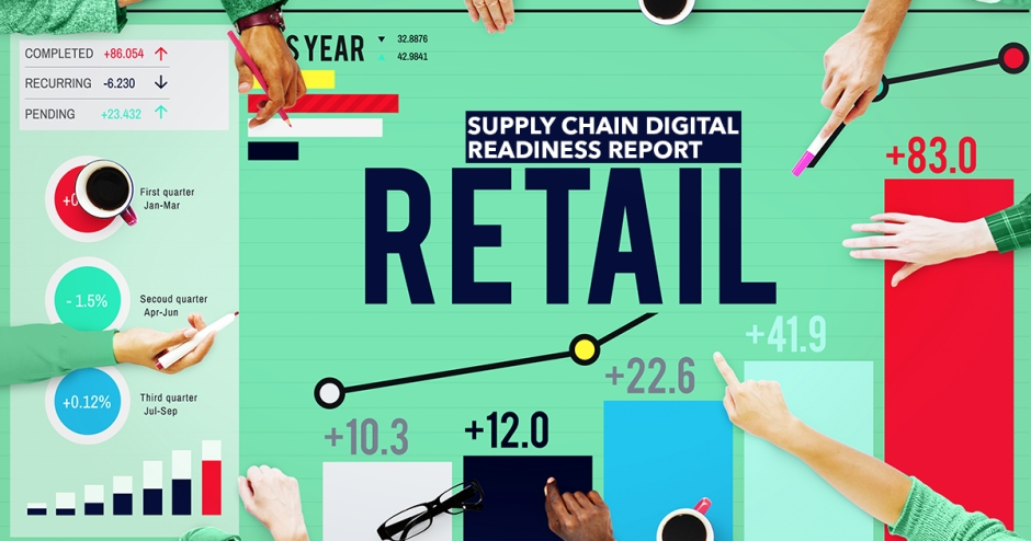 Blue Yonder release special Retail Supply Chain Digital Readiness report