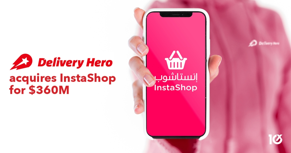 Delivery Hero acquires InstaShop for $360M