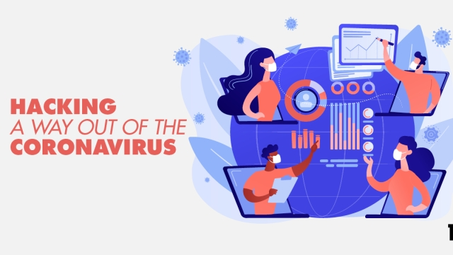 Hacking a way out of the coronavirus