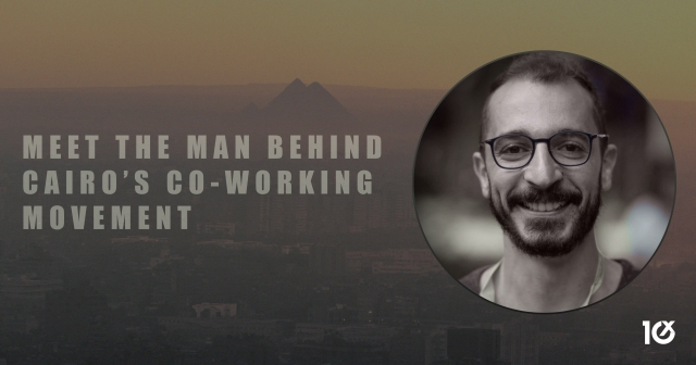Meet the man behind Cairo's co-working movement