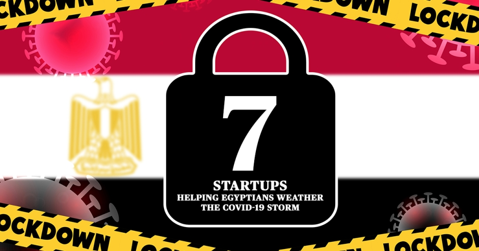 7 startups helping Egyptians weather the COVID-19 storm