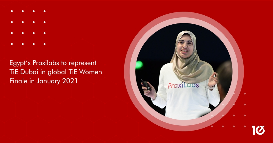 Egypt's Praxilabs to represent TiE Dubai in global TiE Women Finale in January 2021