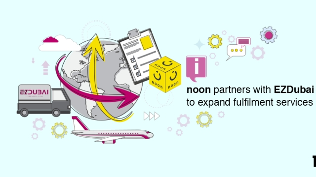 noon partners with EZDubai to expand fulfilment services