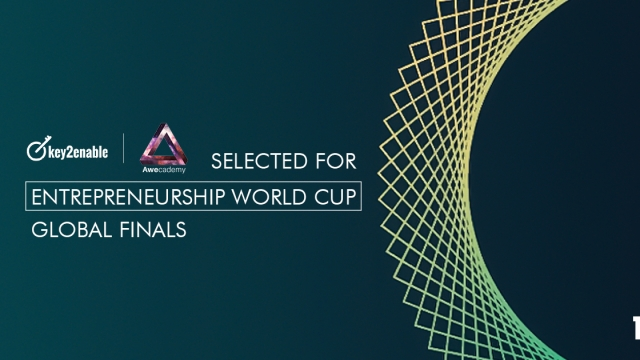 UAE-based Key2enable & Awecademy selected for Entrepreneurship World Cup Global Finals