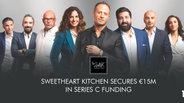 Sweetheart Kitchen secures €15M in Series C funding