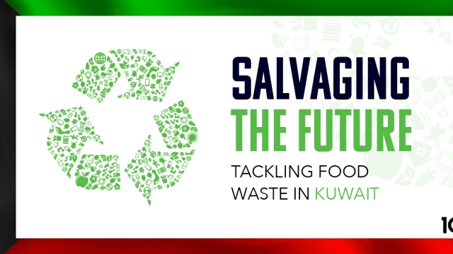 Salvaging the future – tackling food waste in Kuwait