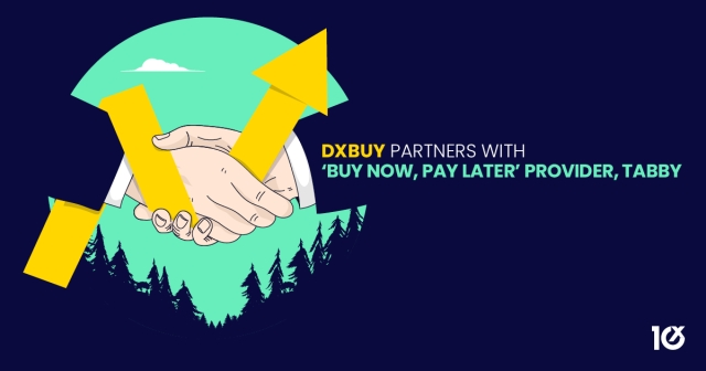 DXBUY partners with 'buy now, pay later' provider, tabby