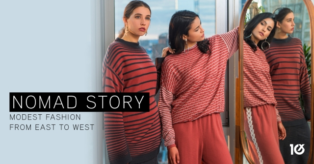 Nomad Story: Modest fashion from East to West