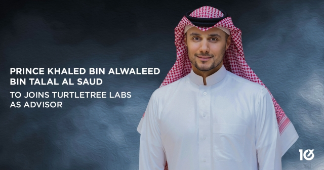 Prince Khaled bin Alwaleed bin Talal Al Saud to joins TurtleTree Labs as Advisor