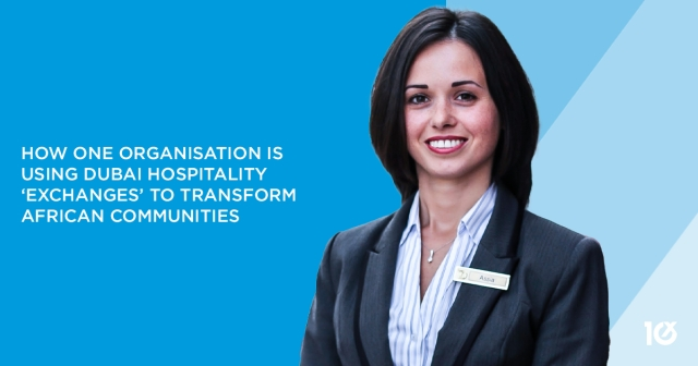 How one organisation is using Dubai hospitality 'exchanges' to transform African communities