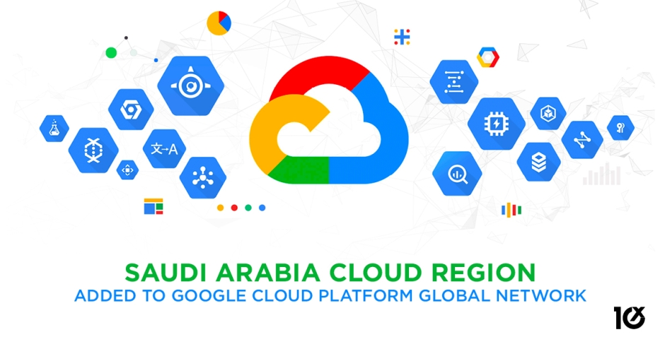 Saudi Arabia Cloud region added to Google Cloud Platform global network