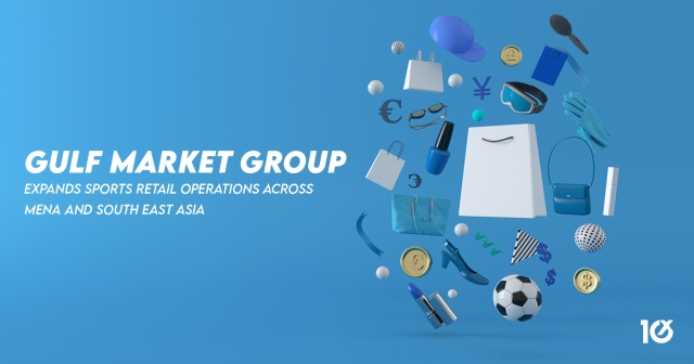 Gulf Market Group expands sports retail operations across MENA and South East Asia