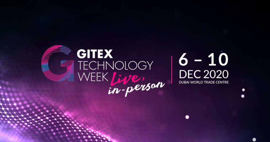 Gitex Day 1 – Socially distanced, live and in-person