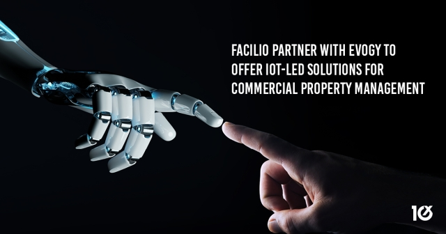 Facilio partner with Evogy to offer IoT-led solutions for commercial property management