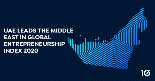 UAE leads the Middle East in Global Entrepreneurship Index 2020