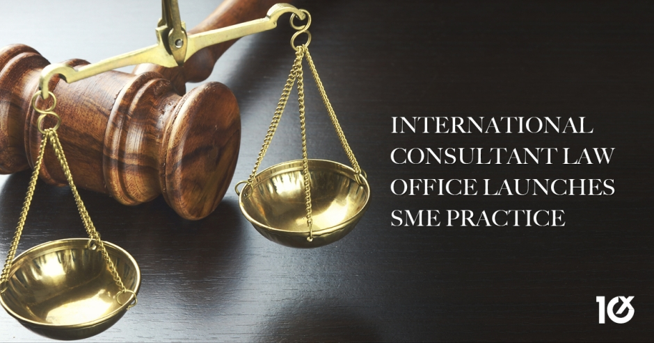 International Consultant Law Office launches SME practice