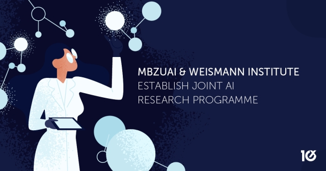 MBZUAI AND Weismann Institute establish joint AI Research programme