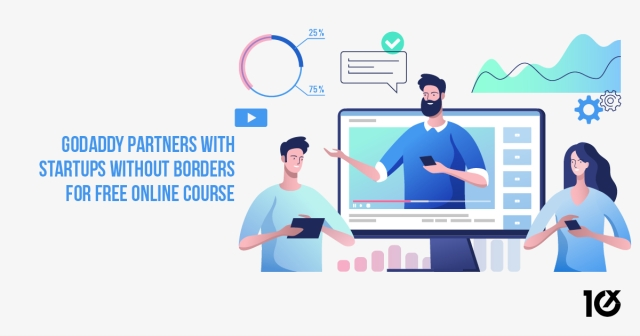 GoDaddy partners with Startups Without Borders for free online course