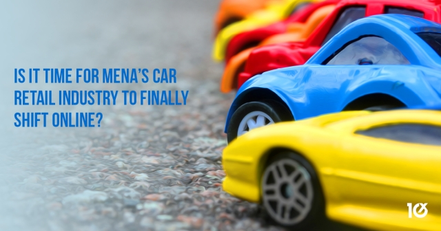 Is it time for MENA's car retail industry to finally shift online?