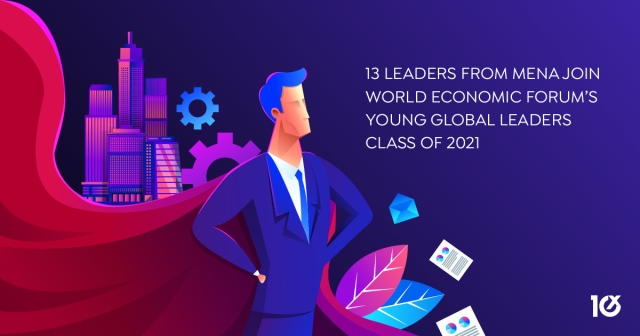 13 leaders from MENA join World Economic Forum's Young Global Leaders Class of 2021