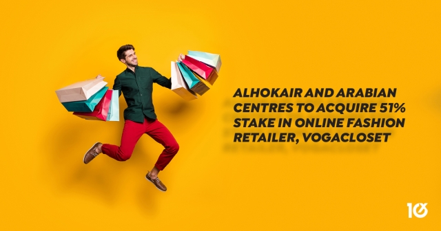 Alhokair and Arabian Centres to acquire 51 percent stake in online fashion retailer, Vogacloset