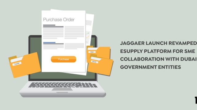 JAGGAER launch revamped eSupply platform for SME collaboration with Dubai Government entities