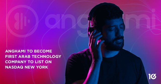 Anghami to become first Arab technology company to list on NASDAQ New York