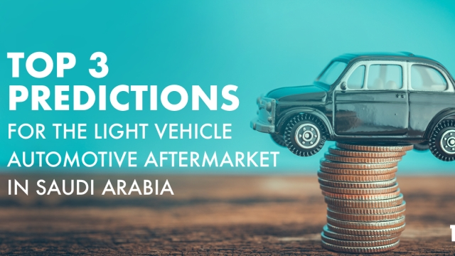 Top 3 predictions for the light vehicle automotive aftermarket in Saudi Arabia