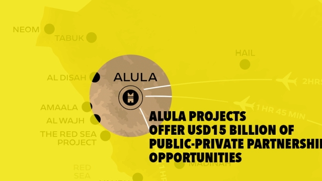 AlUla projects offer USD15 billion of public-private partnership opportunities