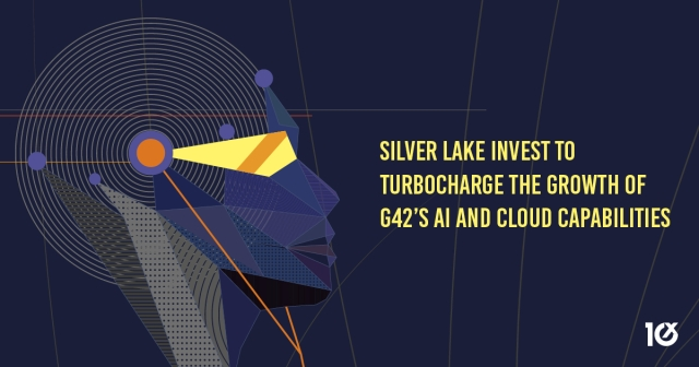 Silver Lake invest to turbocharge the growth of G42's AI and cloud capabilities